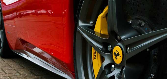 Ferrari 458 Italia Spyder Self Drive Bradford Leeds Yorkshire